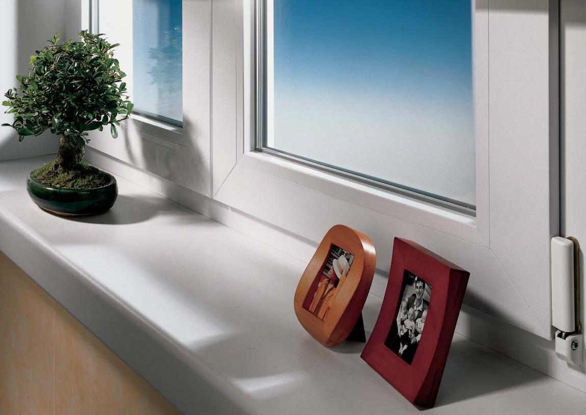 Kunststofffensterbänke Deceuninck / INOUTIC | Innen- und Außen ...