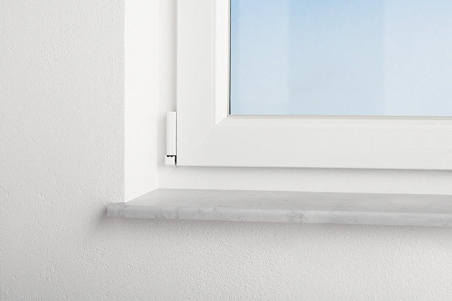 Gussmarmor Fensterbänke Classic | Innen- und Außen-Fensterbänke