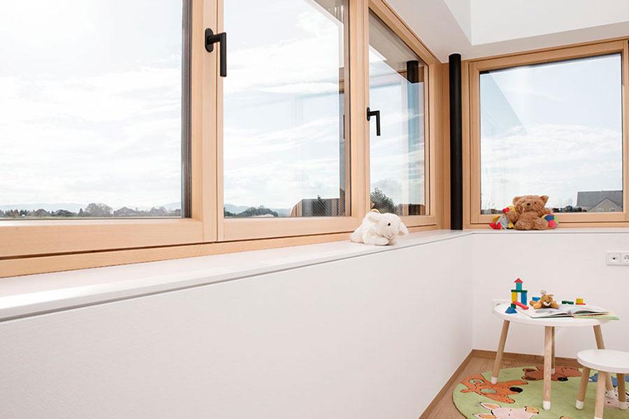 Gussmarmor Fensterbänke PURITAMO LINEA | Innen- und Außen-Fensterbänke